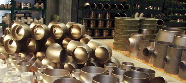 Cupro Nickel Butt Weld Fittings Supplier