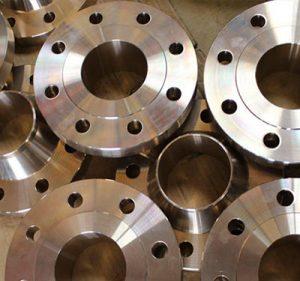 Cupro Nickel Flanges Supplier