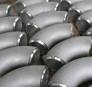Duplex Steel Butt weld Pipe Fittings