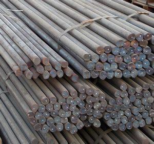 Mild Steel Bars, Rods & Wires