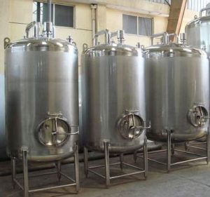 Stainless Steel Tank Fabrication