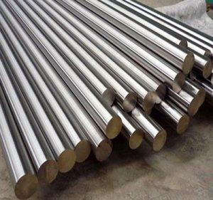 Titanium Bars, Rods & Wires